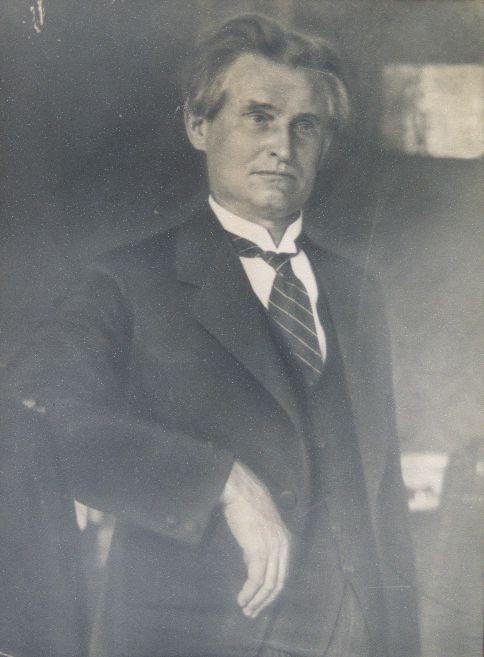 K. Griniaus portretas. 1926 m.