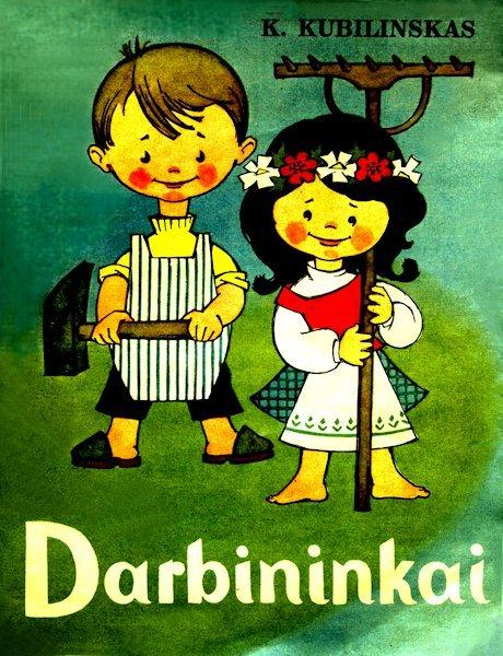 Kubilinskas, K. Darbininkai : ratelis-žaidimas.  Vilnius : Valst. grož. lit. l-kla, 1964.  20 p. <br />