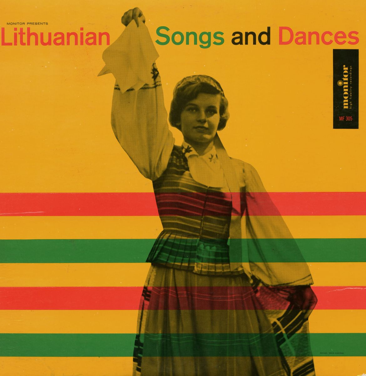 Lithuanian songs and dances [Garso įrašas]