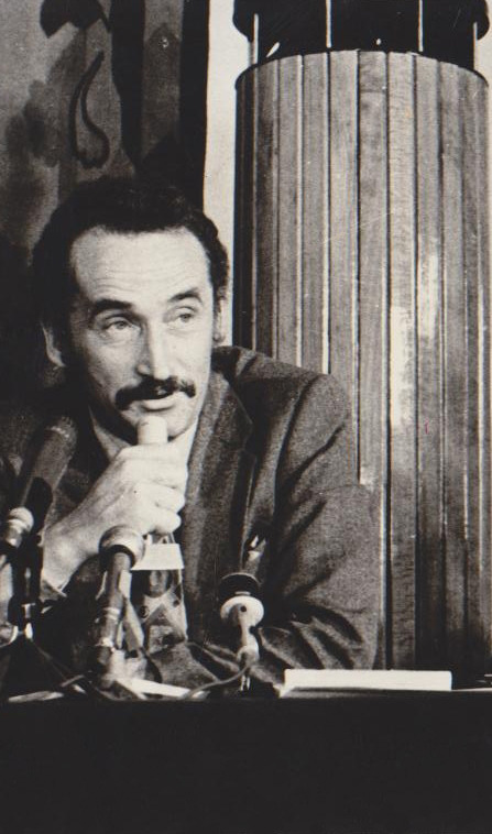 Vytautas Žalakevičius. 1973 m., Maskva.