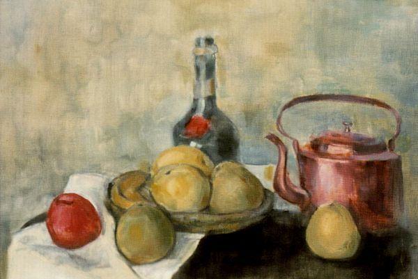 natiurmortas su arbatinuku ir obuoliais2.jpg