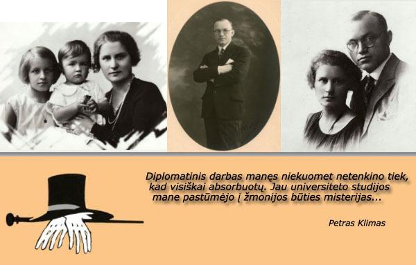 Petro Klimo biografija.