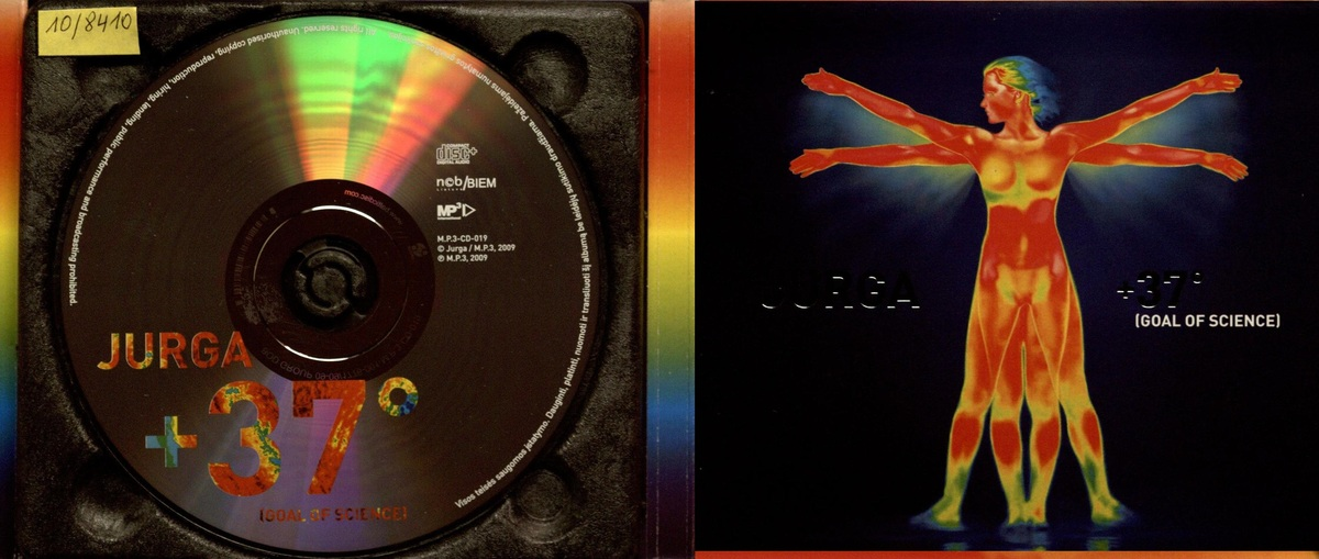 +37° (Goal of science) [Garso įrašas] : albumas
