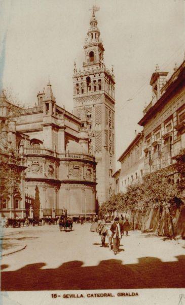 Sevilija (Sevilla). 1930 m., Ispanija.