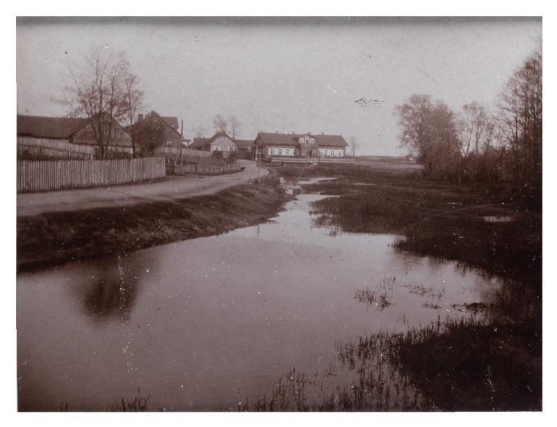 Gyvenvietė prie Palangos, 1889 m.