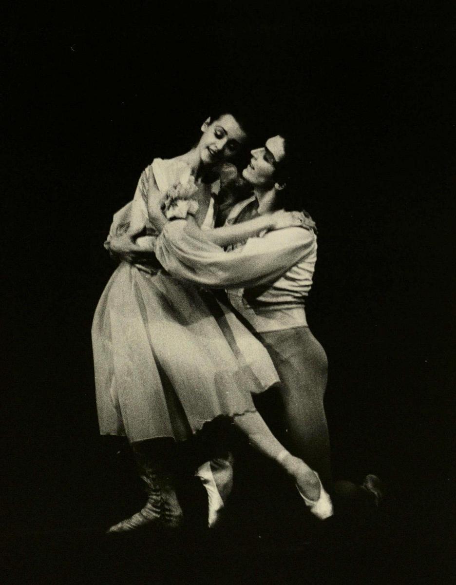 Neli Beredina – Svanilda ir Petras Skirmantas – Francas 1980 m.