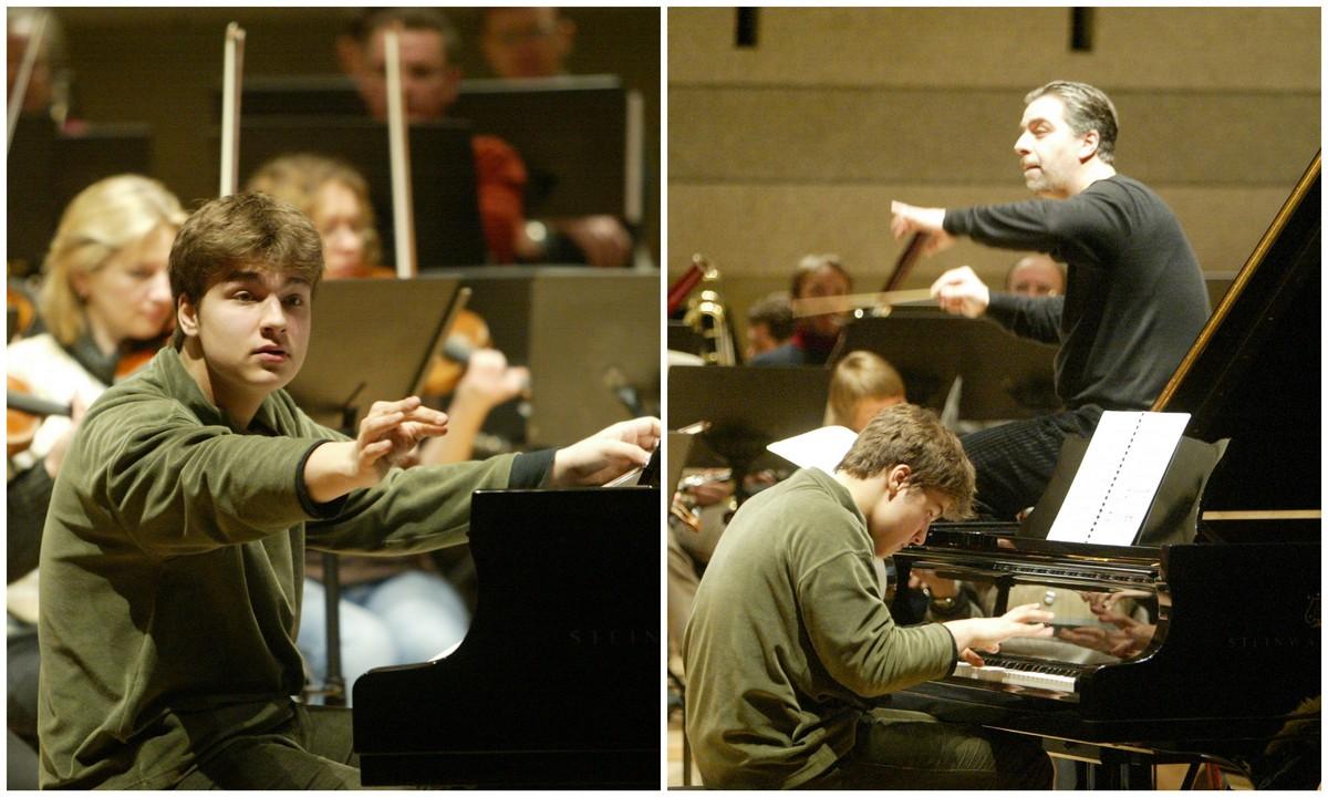 Lukas ir Julius Geniušai. Lietuvos Muzikos ir teatro akademija. 2006 m.