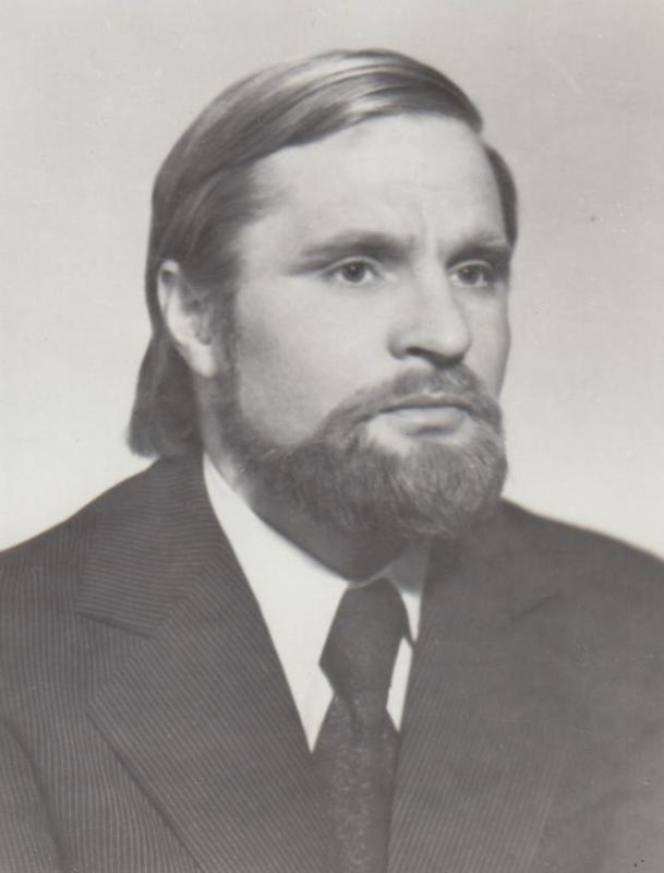 Bronius Radzevičius. 1978 m.