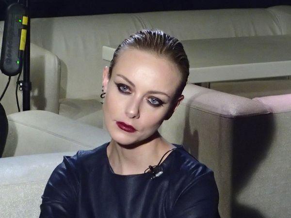 Aktorė S. Janušauskaitė. 2014 m.