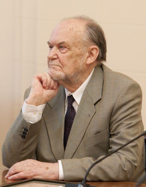 Prof. Vincentas Drotvinas.