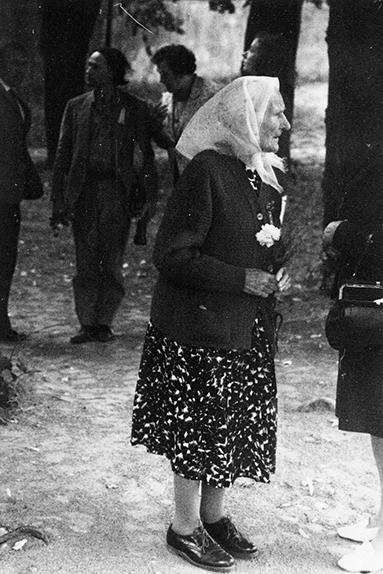 Mekų motina. Lietuva, 1971 m.