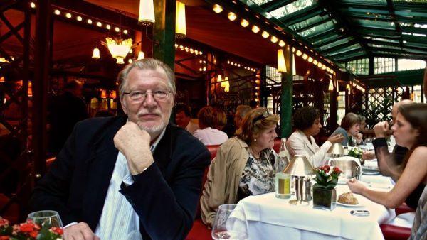 Kelionės Prancūzijoje metu. 2008 m., Paryžius, Monparnas. Le Closerie des Lilas.