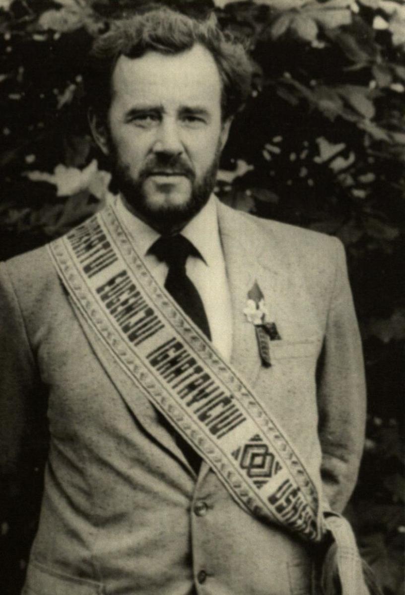 Eugenijus Ignatavičius.