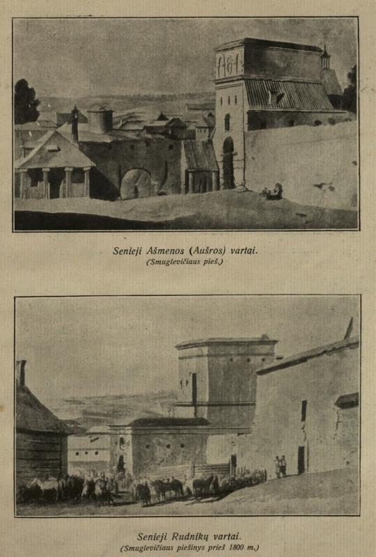 Mūsų kovos dėl Vilniaus: 1322–23 – 1922–23. Fragmentas. p. 101.