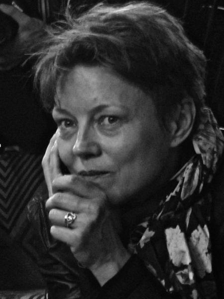 Aktorė V. Kelmelytė. 2013 m.