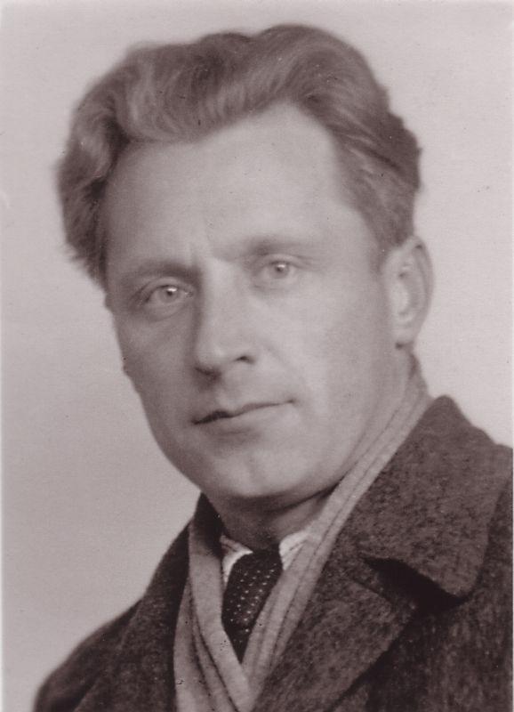 Liudas Dovydėnas apie 1946 m.