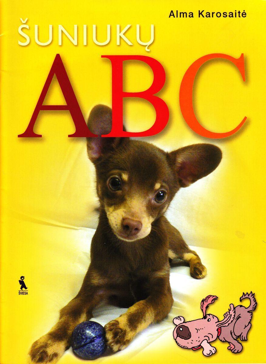 Šuniukų ABC