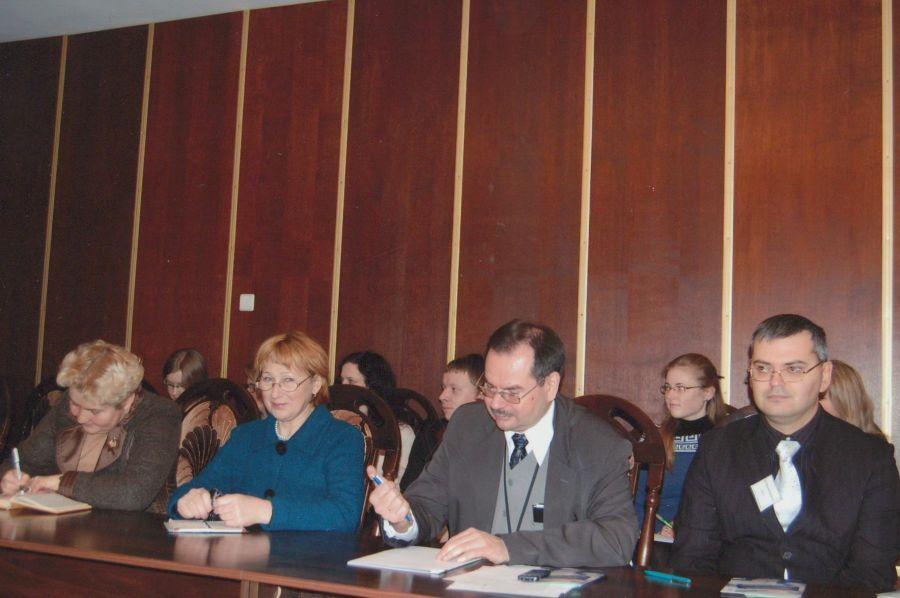 """Tarptautinė konferencija """"Baltijos regiono tapatybė"""". 2011 m."""