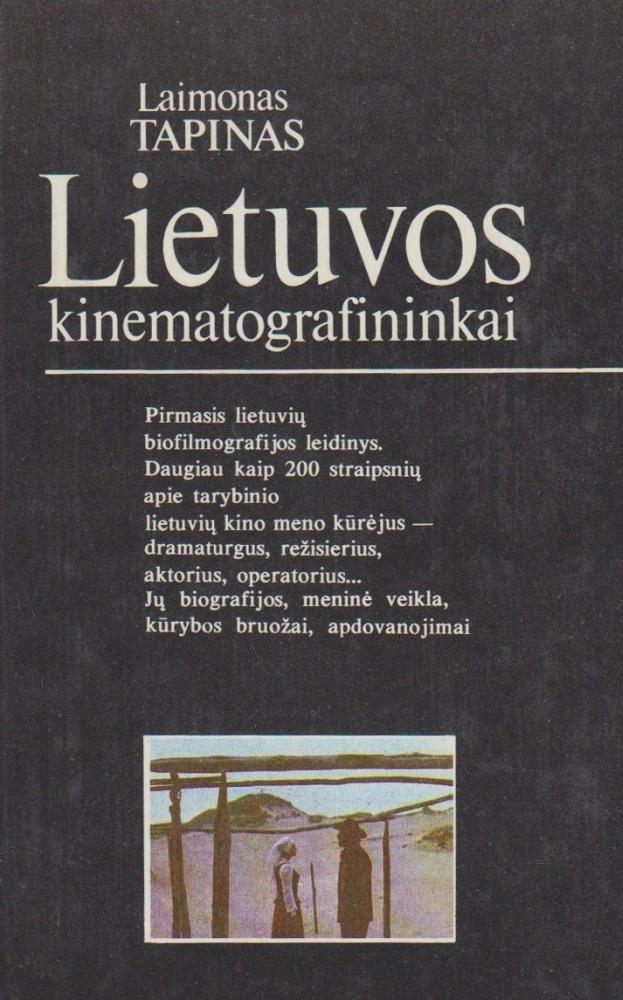 Lietuvos kinematografininkai.