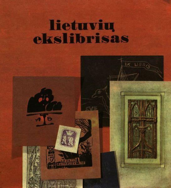 Lietuvių ekslibrisas.