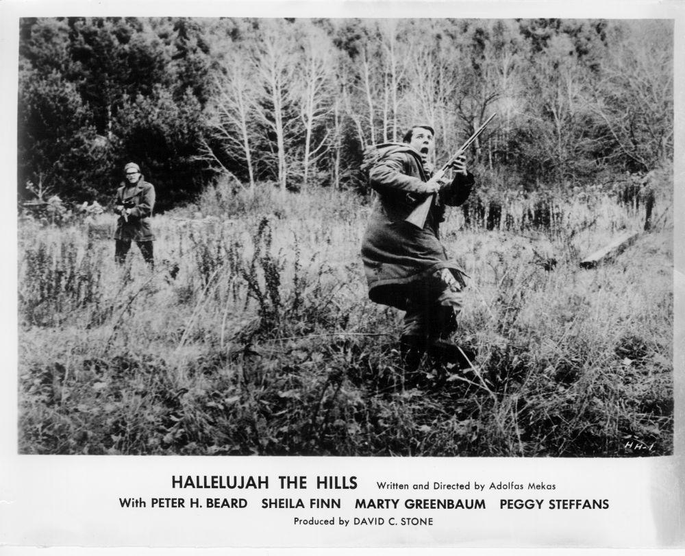"""Hallelujah the Hills"" (""Aleliuja kalvoms"") filmo fragmentas. 1963 m."