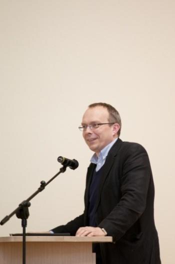 Lituanistikos fakulteto doc. dr. D. Vaitiekūno atestacija profesoriaus pareigoms užimti. 2015 m.
