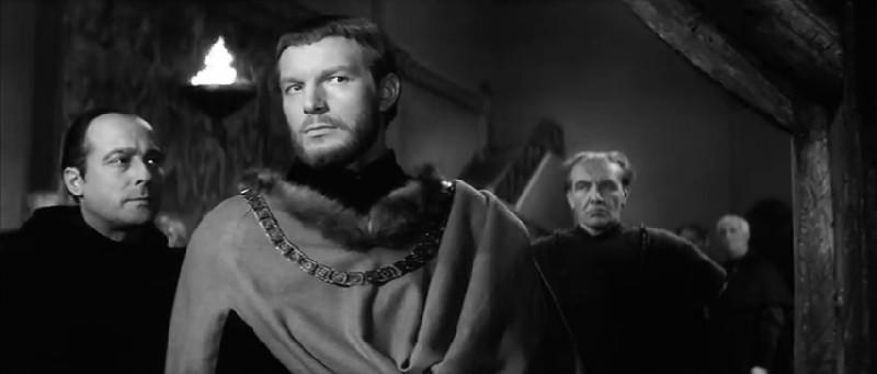 """Kadras iš filmo """"Karalius Lyras""""."""