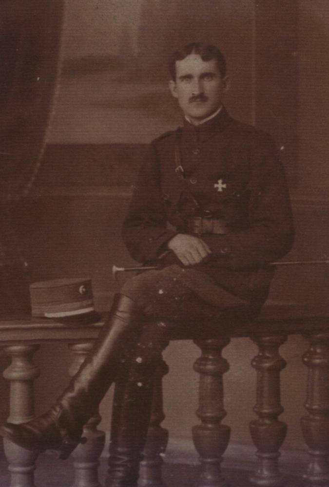 Pranas Žalakevičius. Apie 1920 m.