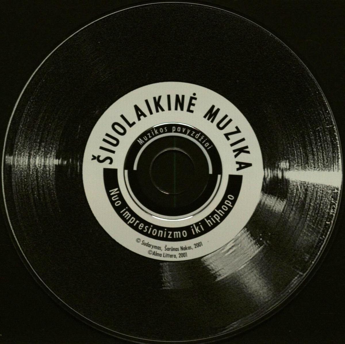 Šiuolaikinė muzika