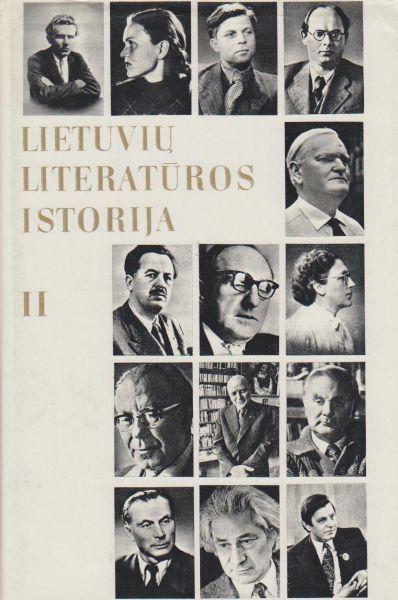 Lietuvių literatūros istorija. T. 2.