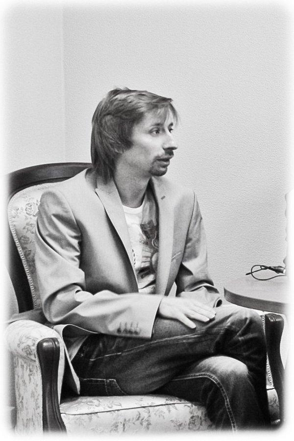 Kirilas Simonovas - baletmeisteris