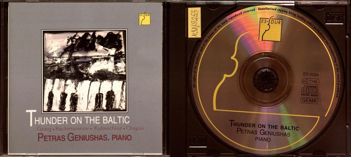 Thunder on the Baltic [Garso įrašas]