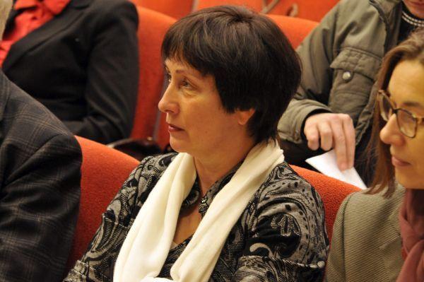 Prof. Reda Pabarčienė.