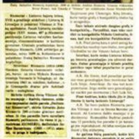 Riomeris, A. Andrius Riomeris - paskutinysis iš Riomerių, gimusių Lietuvoje : [pokalbis su vienu iš Lietuvos bajorų šeimos palikuonių, dailininkės S. Riomerienės sūnumi] / kalbėjosi J. Vercinkevičius // Voruta. 2007, vas. 3, p. 7.&lt;br /&gt;<br />