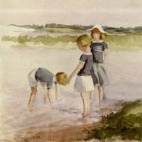 vaikai vandenyje 1920a.jpg